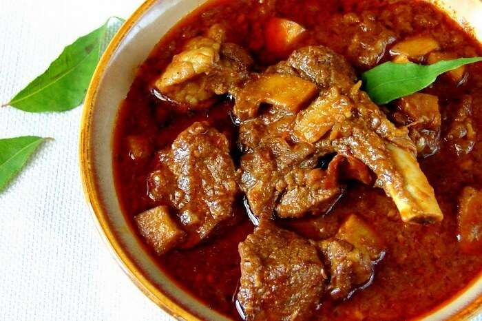 have Fried-Ground Mutton Curry in kerala cuisine