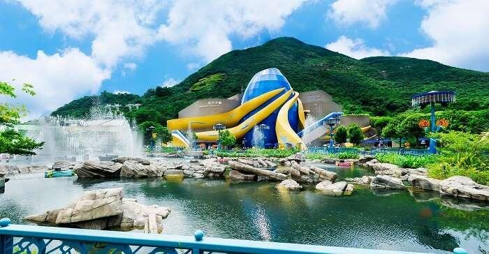 grand aquarium ocean park