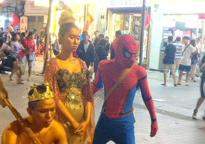 cosplays in vietnam