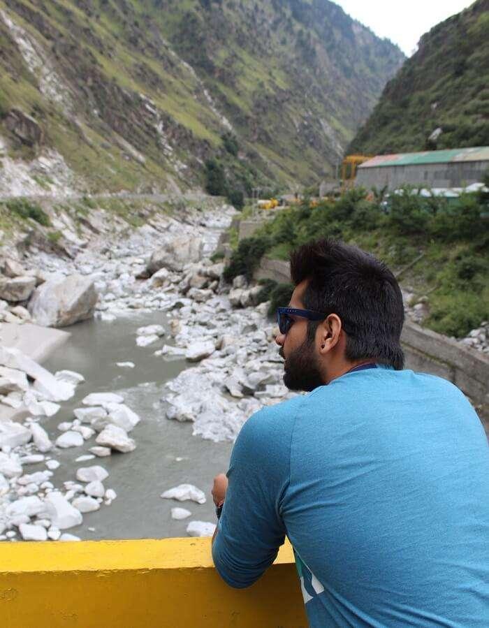 Beauty of Kadcham Dam in Spiti