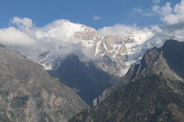 Kalpa in Himachal