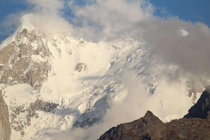 beauty of Kalpa in Himachal