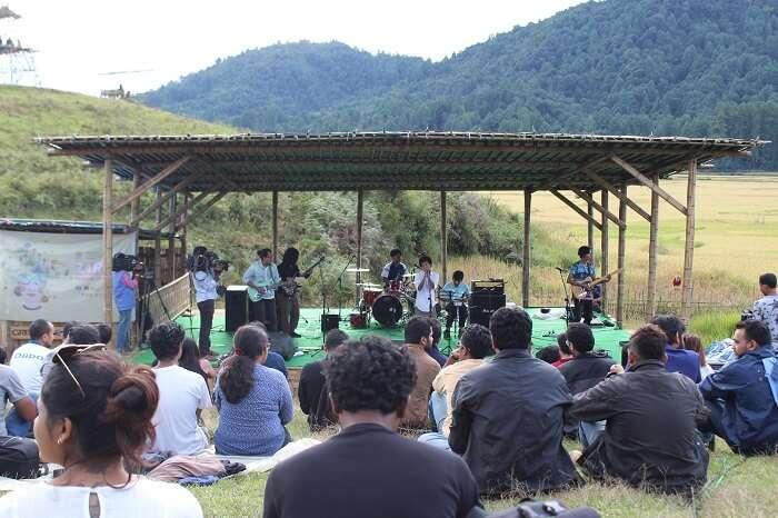 ziro day stage