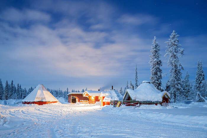 Lapland scenic