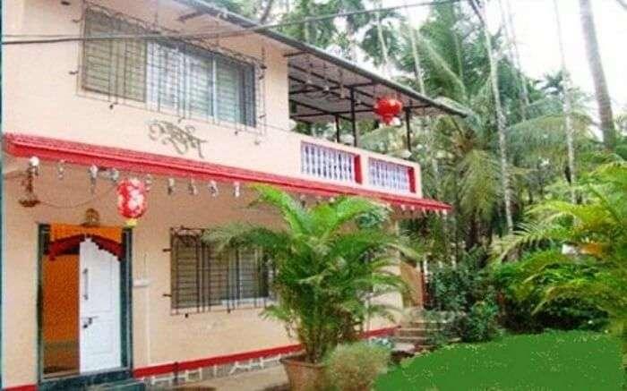 Lata Sumant Cottage in Alibaug
