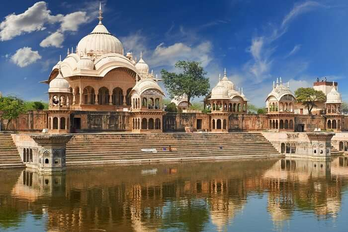 visit the attractions in Mathura