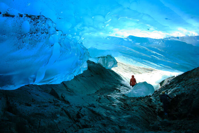 visit the amazing Mendenhall Glacier