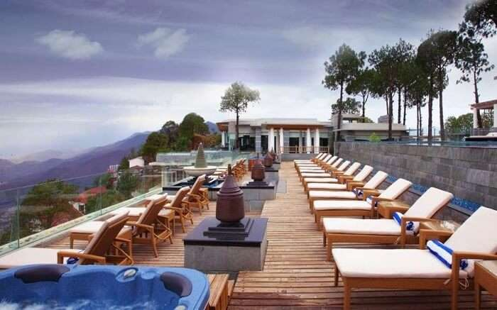 Moksha Himalaya Spa Resort
