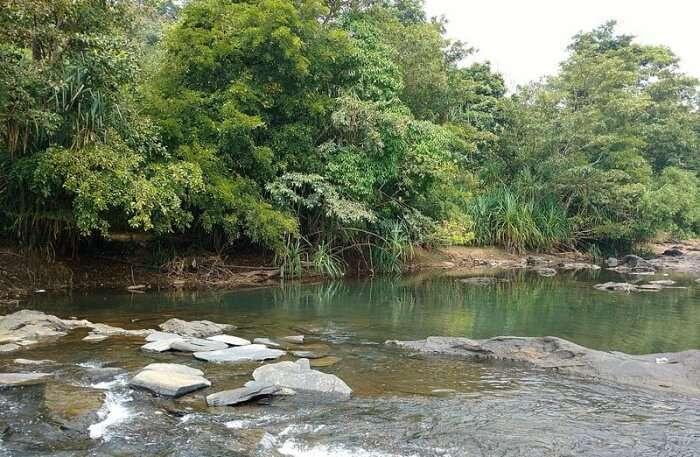 Molangi Falls