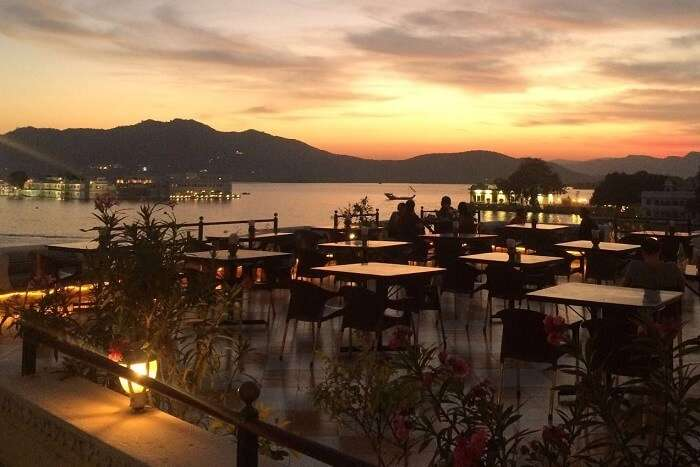dine at Natural View Restaurant in udaipur