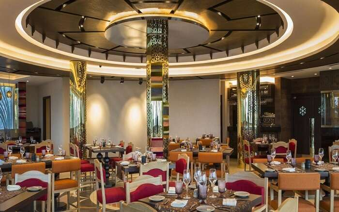 Naya Restaurant in Dubai