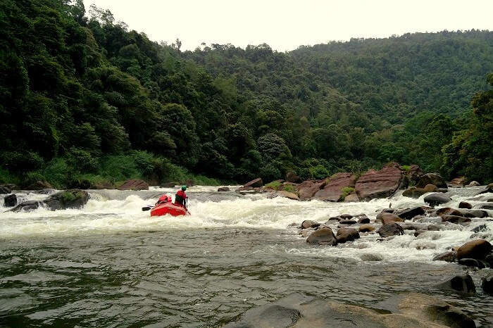 River Rafting in Sri Lanka