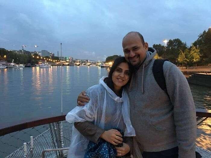 Sine cruise in Paris