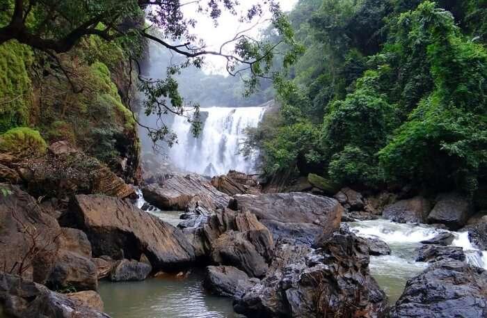 Sathodi Falls