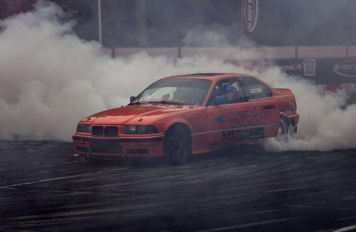 BMW Racing Car