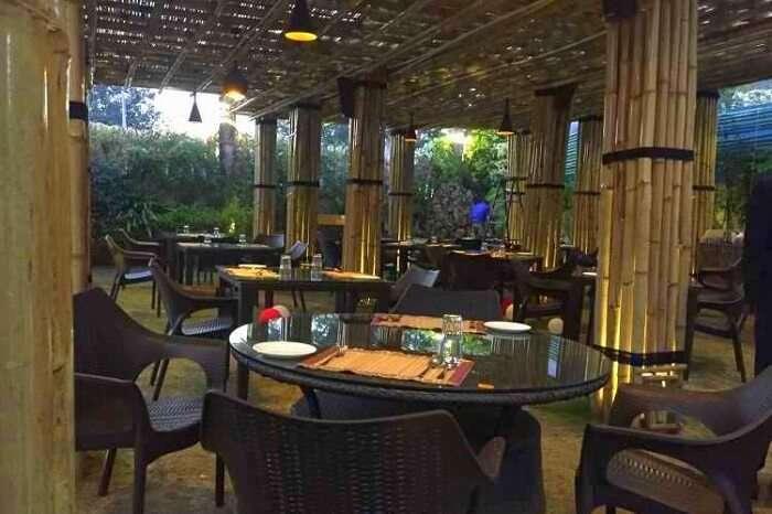 dine at Steam Restaurant in udaipur