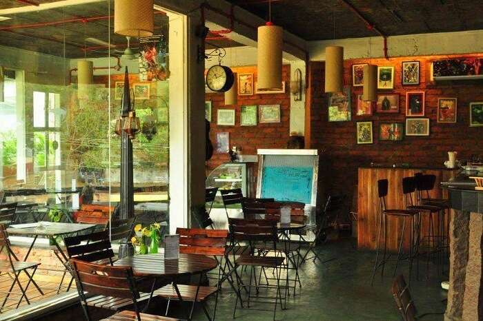 dine at The Coffee Cup, one of the best restaurants in hyderabad