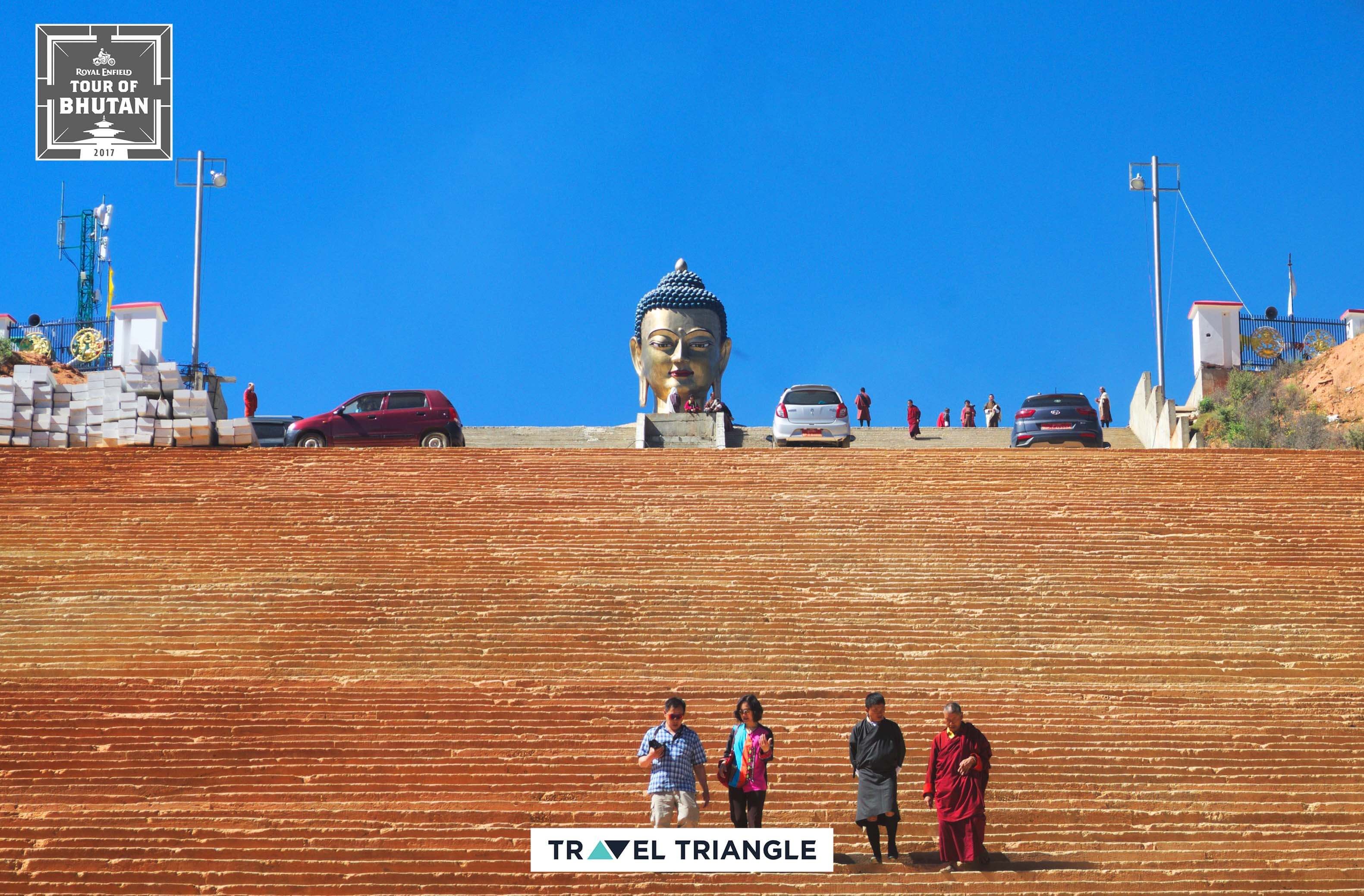 Thimphu: exploring temples and shrines