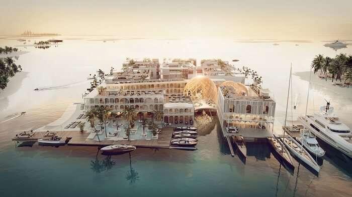 Luxury Undersea Resort Dubai