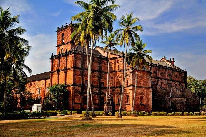 Why visit Churches in Goa