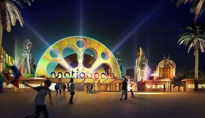 motiongate dubai parks resorts