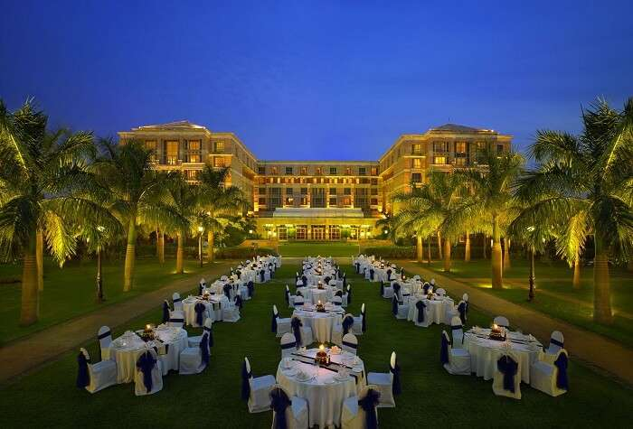wedding at itc grand bharat gurgaon