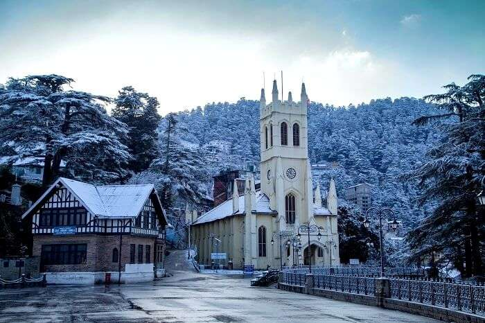 ideal duration for a trip to shimla