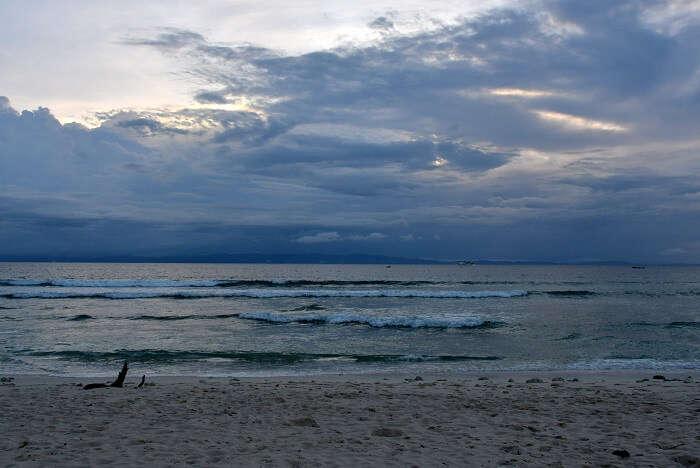laxmanpur beach in andaman