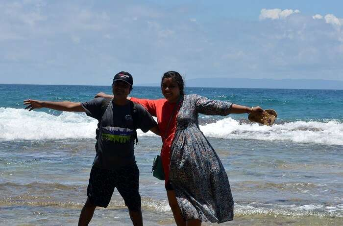 beach in andaman