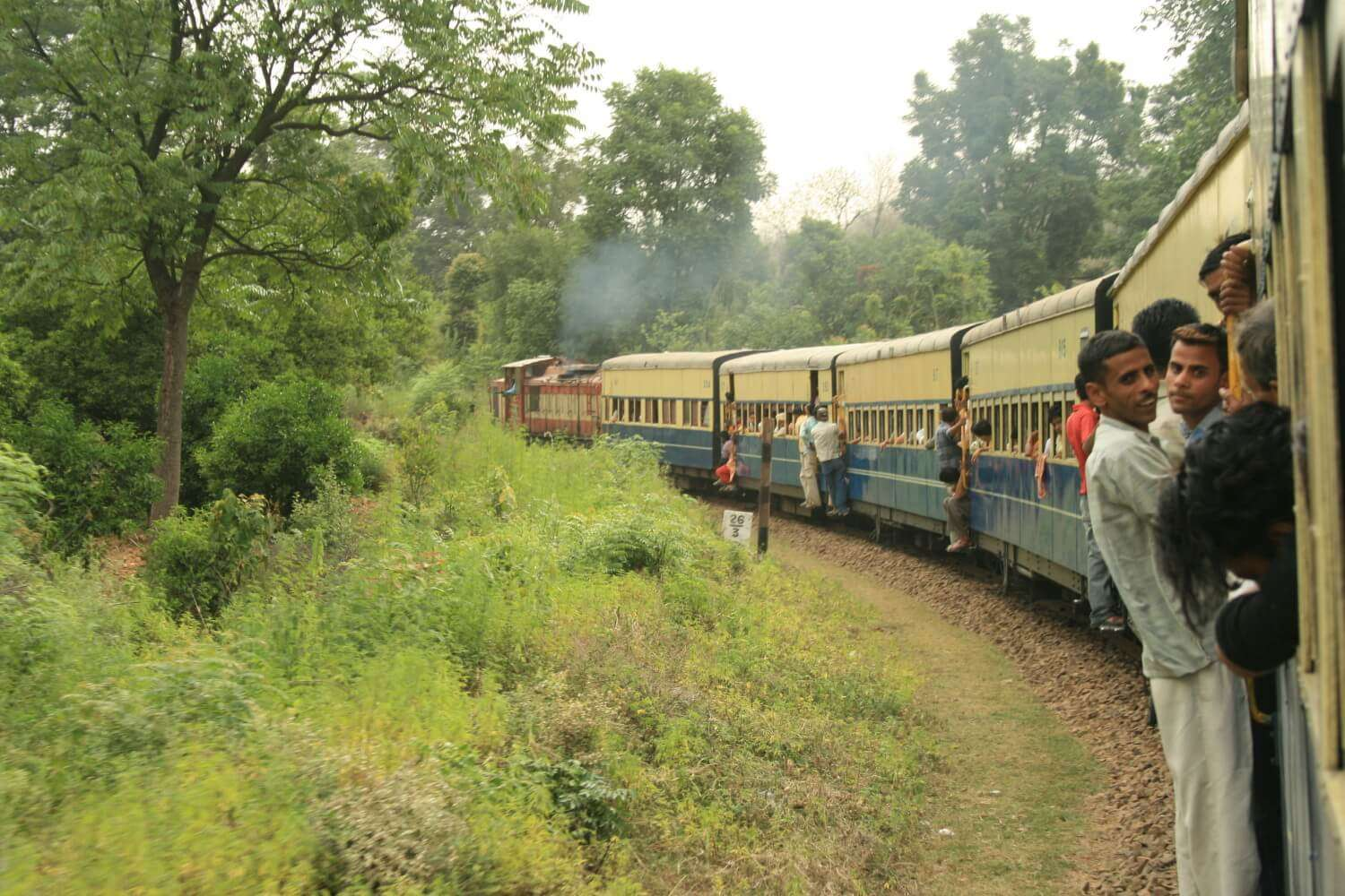 kangra valley train