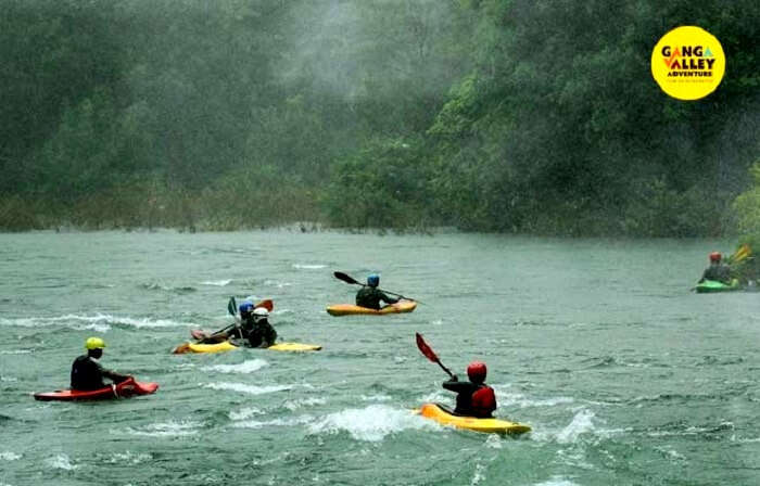kayaking rishikesh