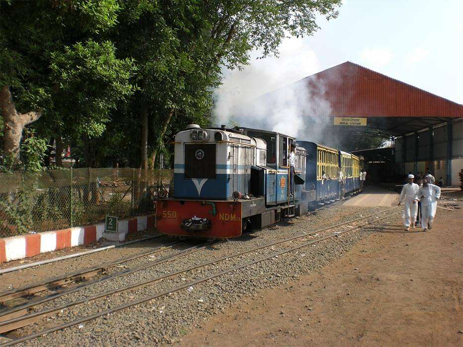 matheran railways