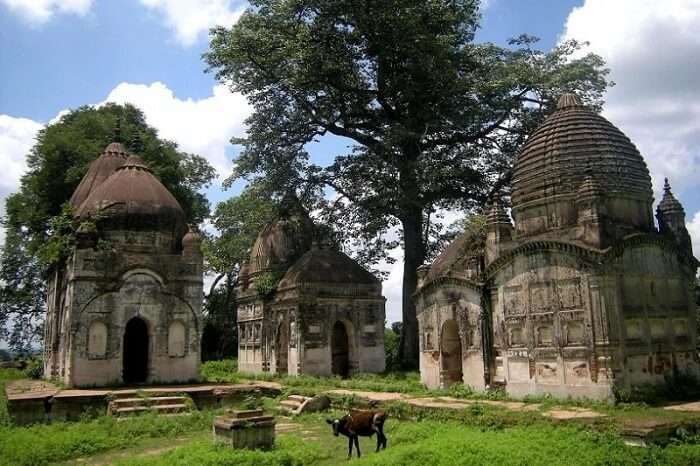 see charming temples and hills of ramgarh