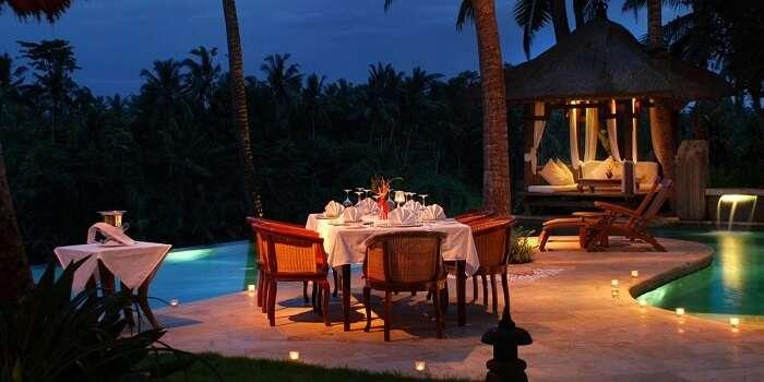 best restaurant in bali