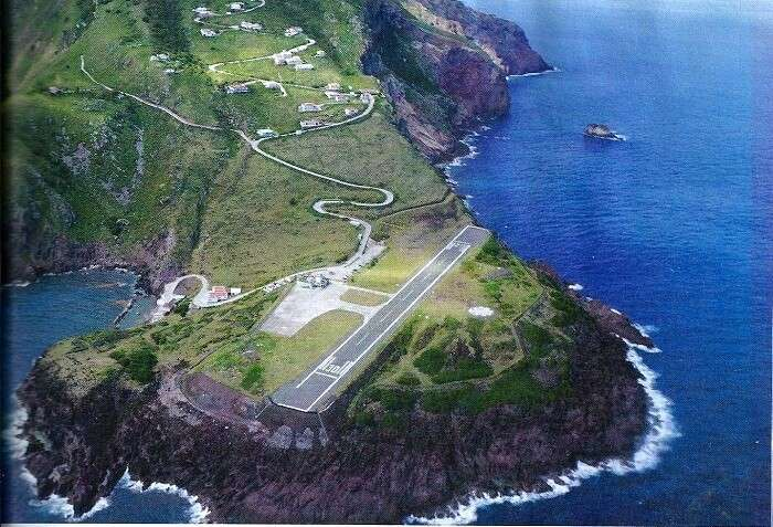 Dutch Caribbean Island of Saba