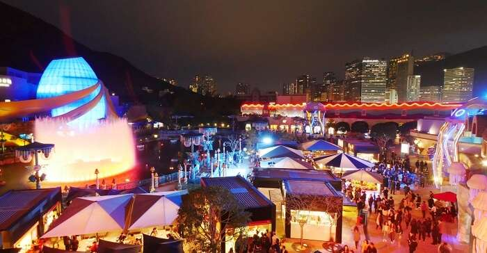 ocean park hong kong shopping