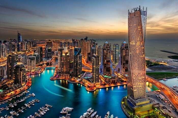 new year in Dubai