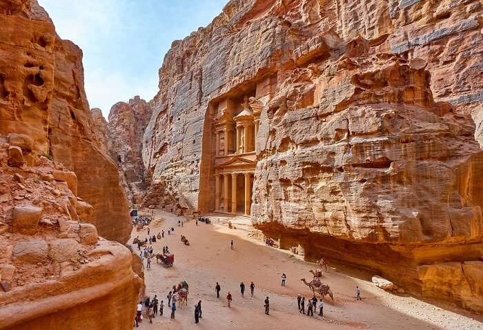 new year in Jordan