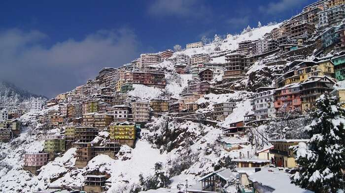 shimla in winters