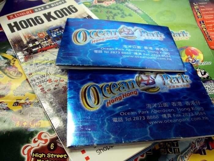 ocean park tickets