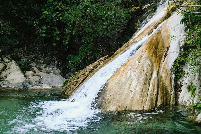 rishikesh waterfall
