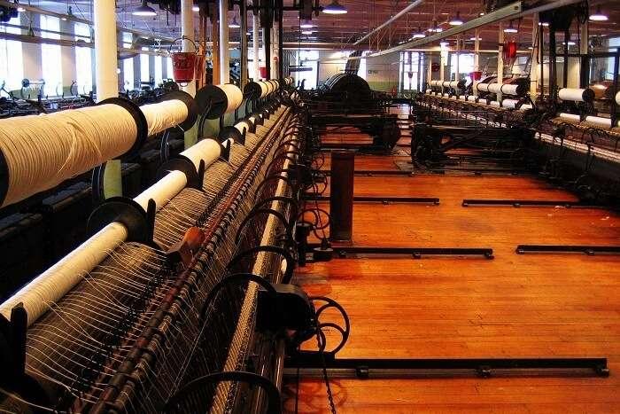 Textile Museum Coimbatore
