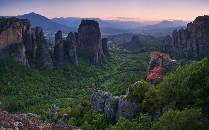 The Great Meteora