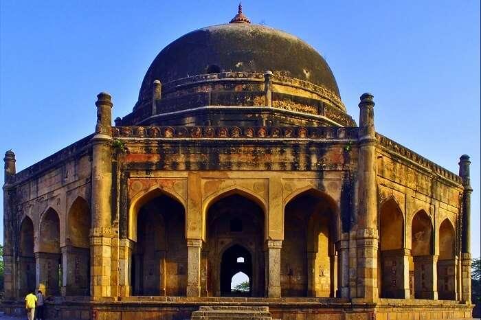 Adham Khan's Tomb, New Delhi