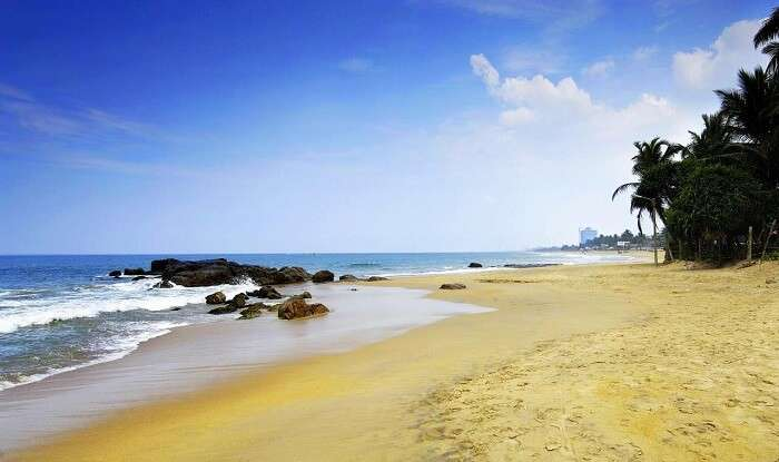 Mt Lavinia Beach Colombo