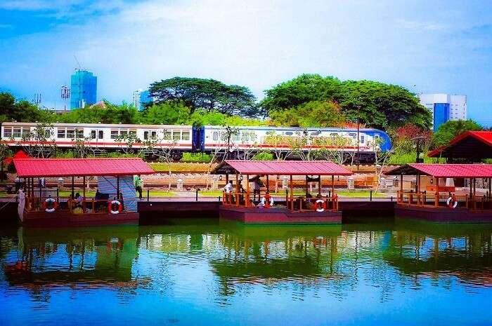 Floating Market Pettah, Colombo