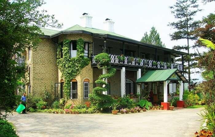 Himalayan Hotel, Kalimpong