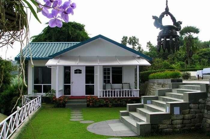 Windsongs Hotel, Kalimpong