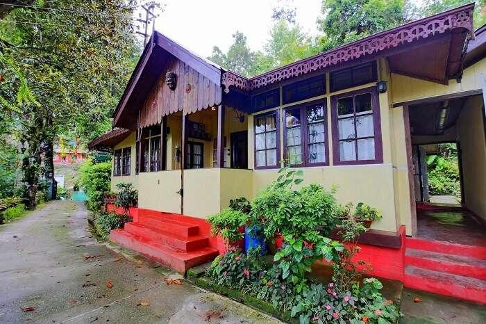 Holumba Haven, Kalimpong