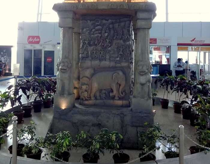 port blair airport welcome